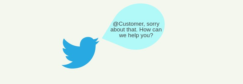 Twitter an effective customer support  tool