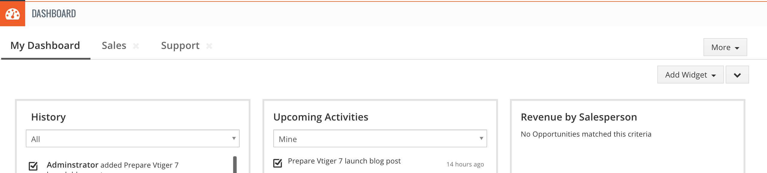 Vtiger 7 Open Source has Launched | The Vtiger Blog