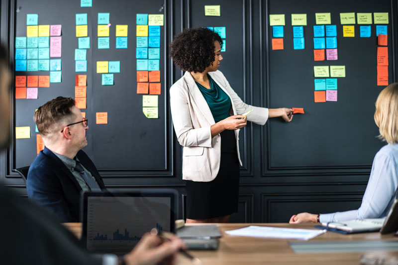Agenda, Prepared, Company goals