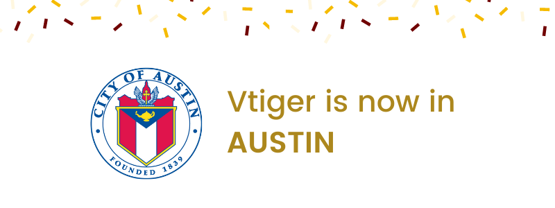 Vtiger opens new office in Austin