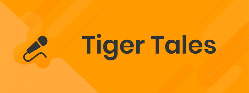 Tiger Tales Banner Afbeelding